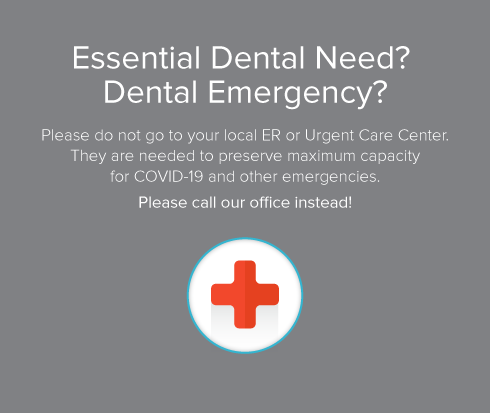 Essential Dental Need & Dental Emergency - The Dental Office of Carson